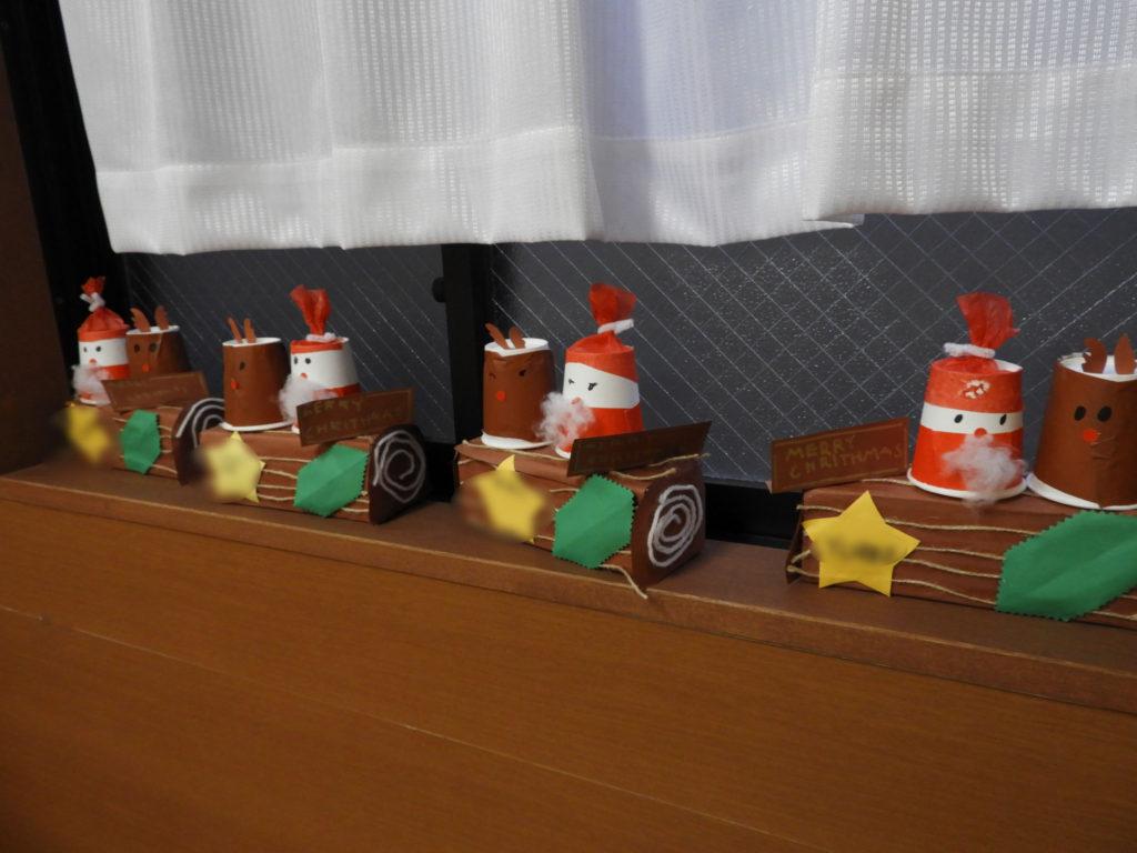こぐま保育園 クリスマス製作