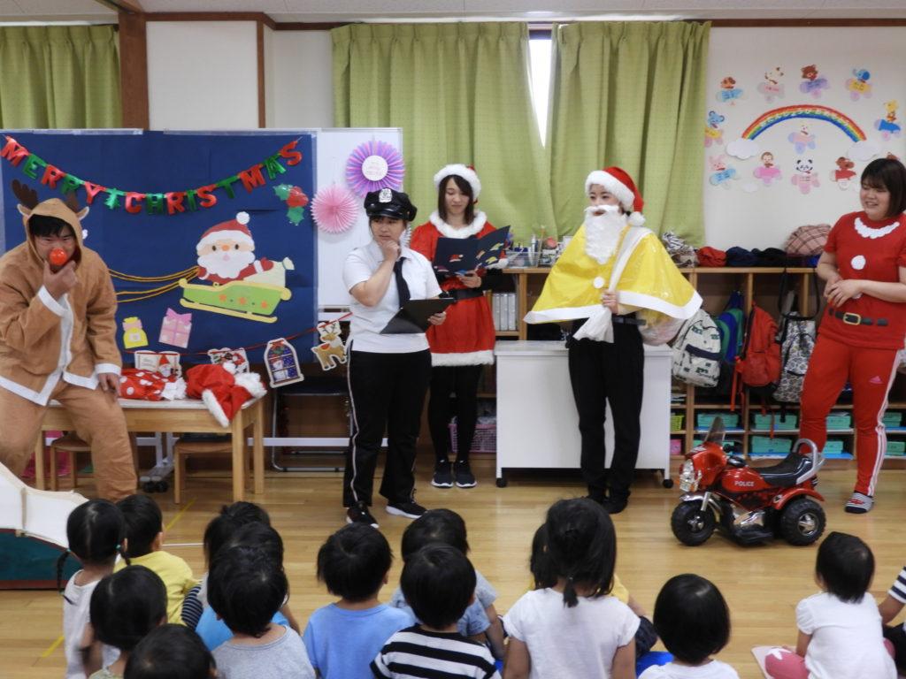 こぐま保育園 クリスマス会