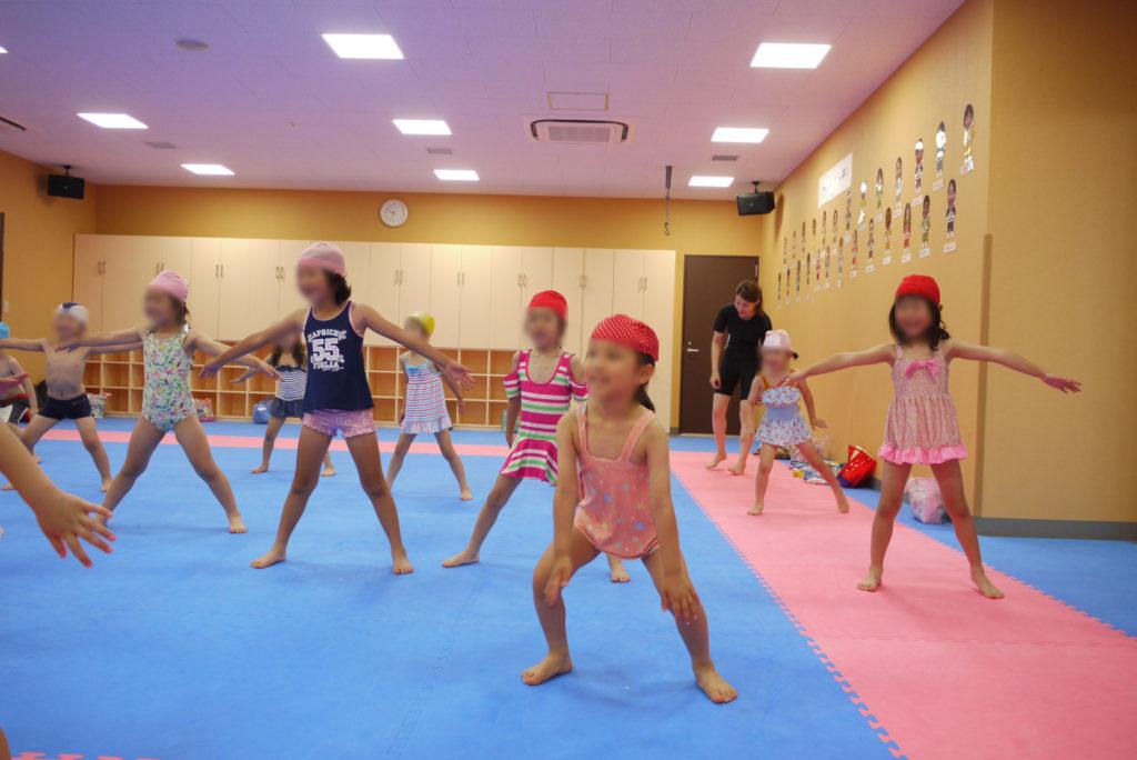 スイトピア水泳教室(ほし・そら・ひかり組)