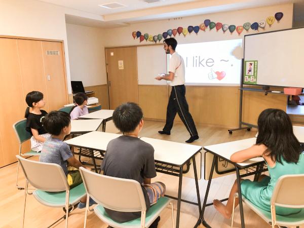 MATSUO ENGLISH 英会話教室 | こぐま松尾キッズクラブ
