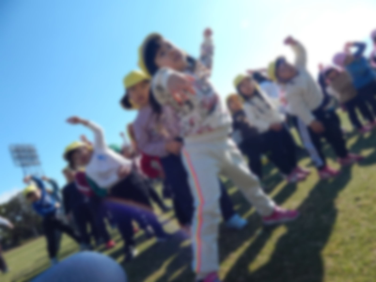 こぐま保育園 マラソン大会(ほし・そら・ひかり)